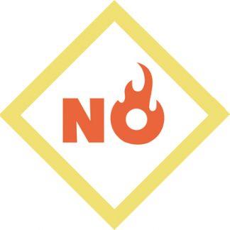 Schwer entflammbare Produkte