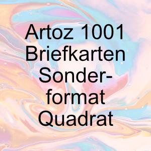 Artoz 1001 - Briefkarten - Sonderformate
