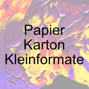Farbige Papiere und Karton in Kleinformaten - Artoz 1001