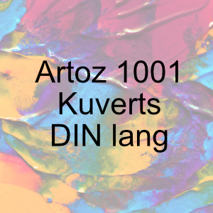 Artoz 1001- Briefhülle DIN lang