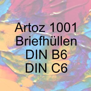 Artoz 1001 - Kuverts DIN B6/C6
