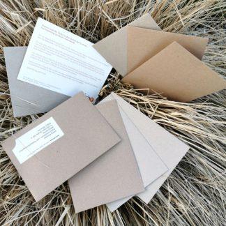 Design RC Briefhüllen und Briefkuverts